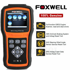 ABS Airbag SRS Engine Diagnostic Tool FOXWELL NT630 Pro Scanner OBD2 Code Reader