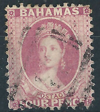 Victorian (1840-1901) Postage Bahamian Stamps (Pre-1973)