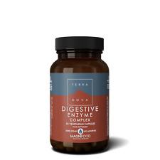 Terranova Digestive Enzyme Complex 50 Veg Capsules