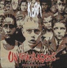 """Korn """" Untouchables """" Patch/Aufnäher 600542 #"""