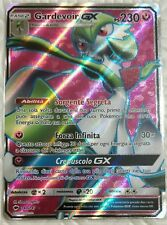 Lotto carte Pokemon GARDEVOIR GX 140/147 OMBRE INFUOCATE FULL ART IN ITALIANO