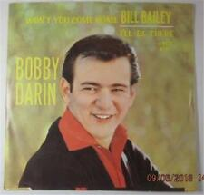 BOBBY DARIN PICTURE SLEEVE BILL BAILEY I'LL BE THERE ATCO #6167 LOOKS UNPLAYED