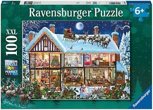 Ravensburger Christmas at Home Jigsaw Puzzle (100 XXL Pieces)