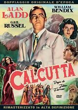 Calcutta (1946) DVD *NUOVO* A&R PRODUCTIONS