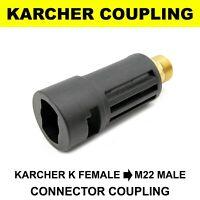 New  Karcher Easy!Lock 2017 KARCHER Adapter 1 M22 x 1.5 EASY!Lock