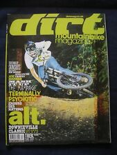 Dirt Mountainbike magazine - # 82 - December 2008