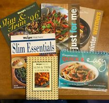 Weight Watchers Cookbooks - WW - a selection to choose from - used
