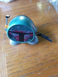 Disney Star Wars Model Li-B66BF Boba Fett only iHome Portable Bluetooth Speaker