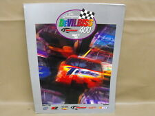 Nascar Race Program Michigan Speedway DEVILBISS 400 August 17, 1997