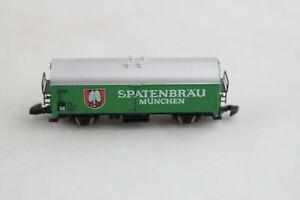 Spatenbräu München Beer Truck from Set 8663 Märklin Mini Club Z Gauge + Top+