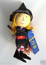 "WITCH - in legno ""raccontare una storia"" Finger Puppet-Fiesta Crafts-NUOVO di zecca!"