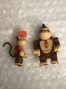 KNEX Donkey Kong & Diddy Minifigure Figures Nintendo Super Mario Wii Series 4 11
