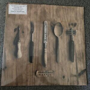 "Frightened Rabbit State Hospital EP 12"" New"