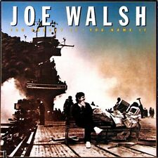 """JOE WALSH """"YOU BOUGHT IT - YOU NAME IT"""" PREMIUM QUALITY USED LP (NM/EX)"""