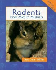 Rodents (Animals in Order) by Miller, Sara Swan