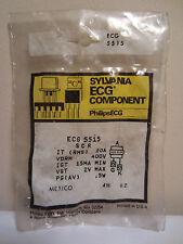 Sylvania Philips ECG 5515  SCR 20A 400V 0.5W Component *NEW*