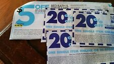 5- Bed, Bath and Beyond Coupons
