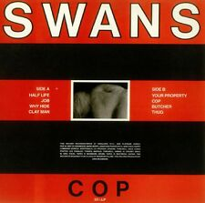 SWANS Cop 1984 UK VINYL LP Excellent Condition ANGELS OF LIGHT Michael Gira KBD