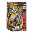 Transformers Generations WFC-K27 Kingdom Voyager Rhinox Action Figure