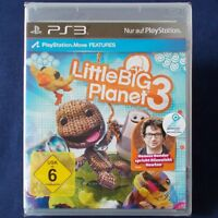 PS3 - Playstation ► LittleBigPlanet 3 ◄ NEU & OVP | dt.Version