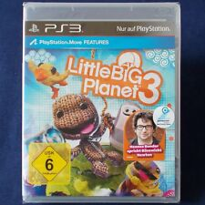 Ps3-PLAYSTATION ► LittleBigPlanet 3 ◄ NUOVO & OVP | Dt. versione