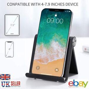 Mobile Phone Stand Desktop Holder Table Desk Mount For iPhone ipad Samsung