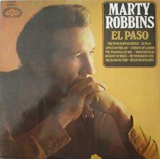 MARTY ROBBINS - EL PASO - LP