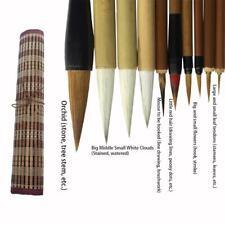 Kalligrafie-Set Kleines Reiseset Ornament mit zusammenschraubbarem Pinsel