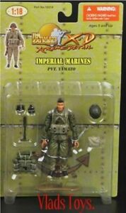 ULTIMATE SOLDIER 1:18 Imperial Japanese Marine Pvt Yamato 21st Century Toys