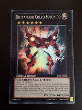 BUTTAFUORI COLPO FOTONICO CT09-IT022  ITA - YGO YUGIOH YU-GI-OH [MF]
