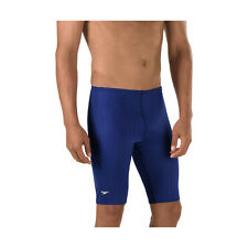 Speedo AQUABLADE Navy Blue Men's Swim Tech Jammer NWT Size 34 - BRAND NEW IN BOX