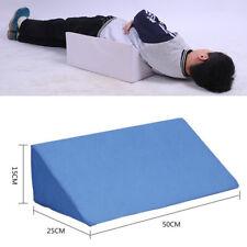 ��Acid Reflux Foam Bed Wedge Pillow Leg Elevation Back Lumbar Support Cushions