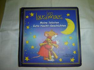 KINDERBUCH - KINDER - Leo Lausemaus - Gute Nacht Geschichten - ab 4 Jahren