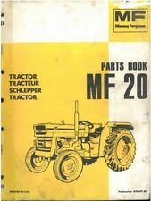 Tractor Manuals & Publications Massey Ferguson Quickie Reference Parts Guide Business, Office & Industrial