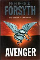 Avenger - Frederick Forsyth - First Edition - SIGNED - Good - Hardcover