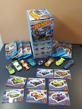 Hot Wheels 2019 _ Mystery Models Series 3 lot of 8 cars ! Box & Cards !