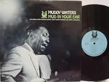 MUDDY WATERS - Mud in Your Ear LP (RARE US Pressing on MUSE)