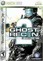 Ghost Recon: Advanced Warfighter 2 Xbox 360/One Game Tom Clancy