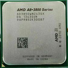 AMD A8-3850 Quad-Core 2.9 GHz 4M 100W Socket FM1 Processor US Ship
