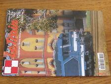 $$u Revue Le Train N°125 voitures Corail VU  2CC2 3401  gare de Lethmathe
