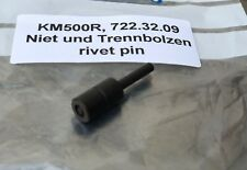 Rivet and Trennbolzen for Original DID KM500R, Replacement Pin ,Spare, Riveting