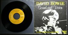 David Bowie - Sound and Vision - Belgium RCA PB0905 -