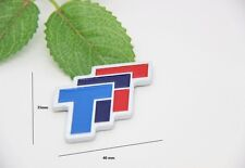 D895 TTT M auto aufkleber top 3D Emblem Badge Plakette New car Sticker