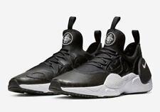 Nike Huarache E.D.G.E LTHR Men's Shoes Black/White Training Running AV3598-001