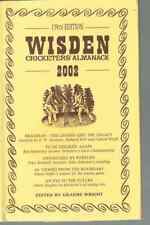 """WISDEN 139TH EDITION 2002 & """"The Best"""""""