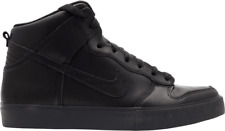 Nike Dunk High AC NEUF Noir BLACK gr:42, 5 Force Vandal sneaker LEATHER Dunk