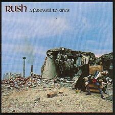 Farewell To Kings - Rush (1997, CD NIEUW)