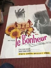 Vintage Film Original Art Posters