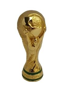 FIFA World Cup WM Pokal Trophy Trophäe 7 cm Miniatur Replika Original Lizenz
