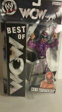 WWE REY MYSTERIO ACTION FIGURE BEST OF WCW(051)